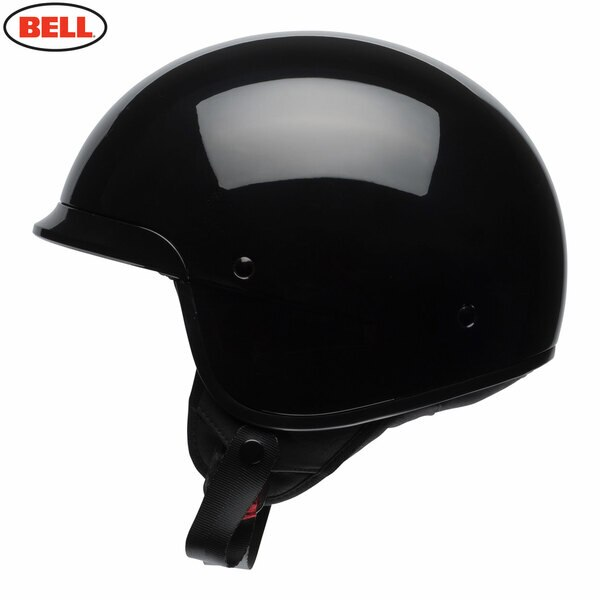 bell-scout-air-cruiser-helmet-gloss-black-l__16640.1512746687.jpg-Bell 2021 Cruiser Scout Air Adult Helmet (Gloss Black)