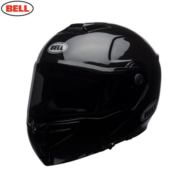 bell-srt-modular-street-helmet-gloss-black-fl-BELL SRT MODULAR TRANSMIT GLOSS HI VIZ