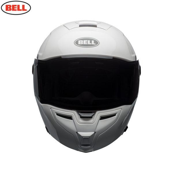 bell-srt-modular-street-helmet-gloss-white-f-BELL SRT MODULAR TRANSMIT GLOSS HI VIZ