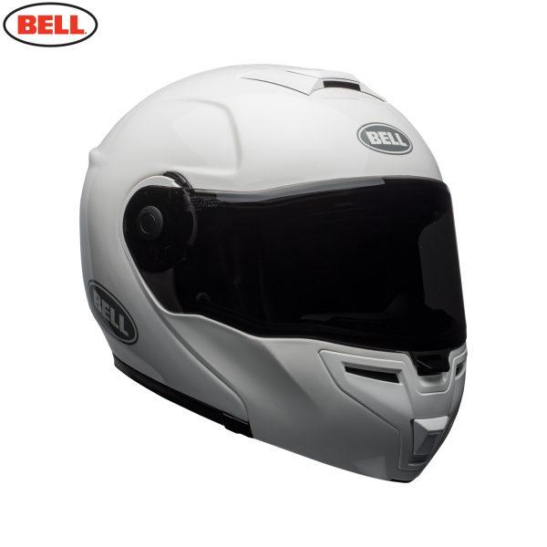 bell-srt-modular-street-helmet-gloss-white-fr-BELL SRT MODULAR TRANSMIT GLOSS HI VIZ
