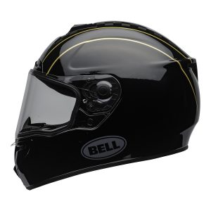 BELL SRT BUSTER GLOSS BLACK GOLD GREY