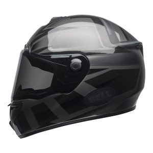 BELL SRT PREDATOR MATT/GLOSS BLACKOUT