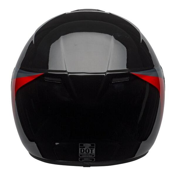 bell-srt-street-helmet-razor-gloss-black-gray-red-back__69406.1601548015.jpg-BELL SRT RAZOR GLOSS BLACK GREY RED