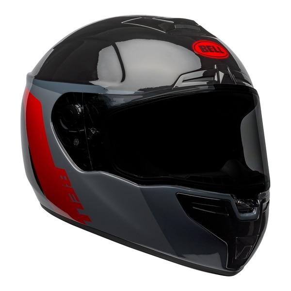 bell-srt-street-helmet-razor-gloss-black-gray-red-front-right__87772.1601548015.jpg-BELL SRT RAZOR GLOSS BLACK GREY RED