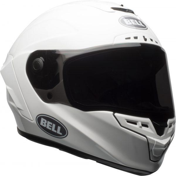 bell-star-dlx-mips-ece-street-helmet-gloss-white-front-right.jpg-Bell Street 2021 Star DLX MIPS Adult Helmet Helmet (Solid White)