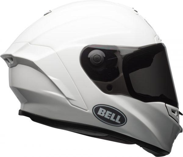 bell-star-dlx-mips-ece-street-helmet-gloss-white-right.jpg-Bell Street 2021 Star DLX MIPS Adult Helmet Helmet (Solid White)
