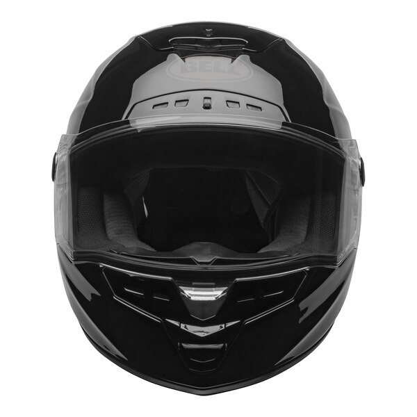 bell-star-dlx-mips-ece-street-helmet-lux-checkers-matte-gloss-black-root-beer-front-clear-shield__38068.1603185524.jpg-Bell Street 2021 Star DLX MIPS Adult Helmet Helmet (Lux Checkers M/G Black/Rootbeer)