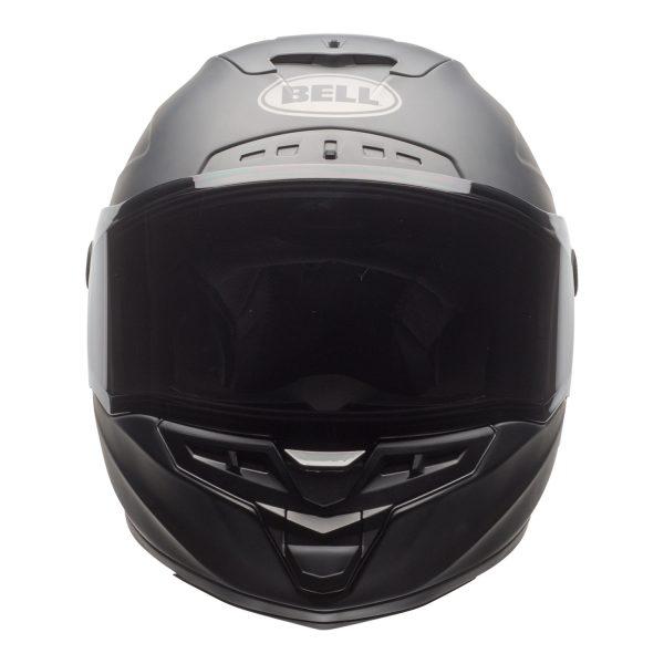 bell-star-dlx-mips-ece-street-helmet-matte-black-front.jpg-Bell Street 2021 Star DLX MIPS Adult Helmet Helmet (Solid Matte Black)