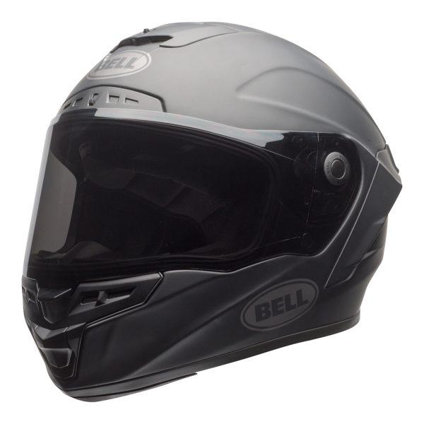 bell-star-dlx-mips-ece-street-helmet-matte-black-front-left.jpg-Bell Street 2021 Star DLX MIPS Adult Helmet Helmet (Solid Matte Black)