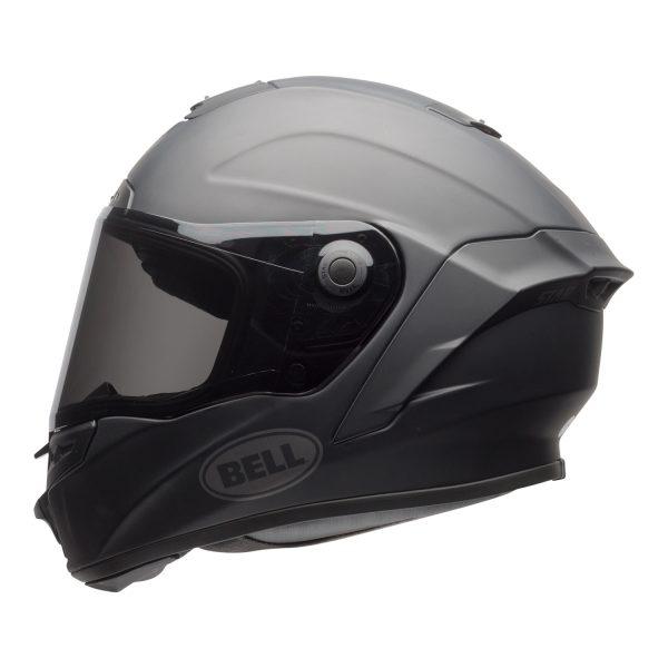 bell-star-dlx-mips-ece-street-helmet-matte-black-left.jpg-Bell Street 2021 Star DLX MIPS Adult Helmet Helmet (Solid Matte Black)