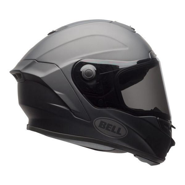 bell-star-dlx-mips-ece-street-helmet-matte-black-right.jpg-Bell Street 2021 Star DLX MIPS Adult Helmet Helmet (Solid Matte Black)