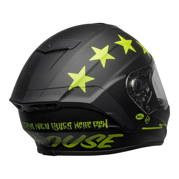 bell-star-dlx-mips-street-helmet-fasthouse-victory-circle-matte-black-hi-viz-back-right-clear-shield__38245.1601547419.jpg-Bell Street 2021 Star DLX MIPS Adult Helmet Helmet (Fasthouse Matte Black/Hi-Viz)