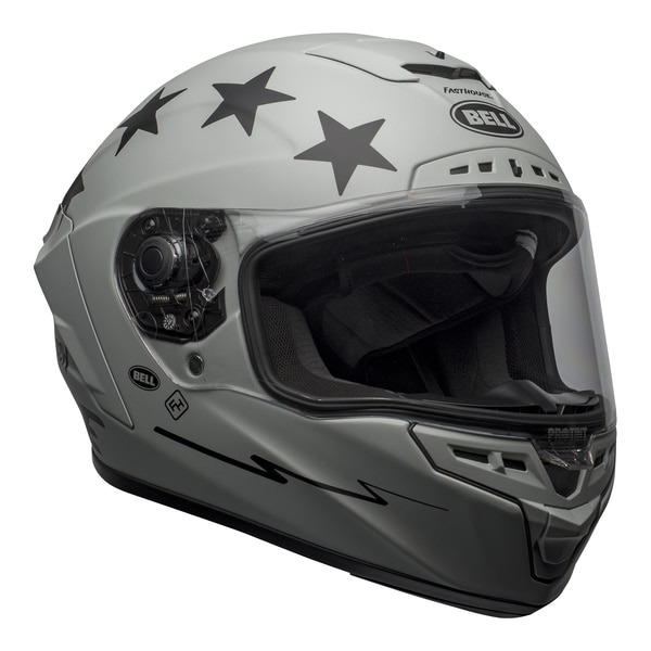 bell-star-dlx-mips-street-helmet-fasthouse-victory-circle-matte-gray-black-front-right-clear-shield__67738.1601547222.jpg-Bell Street 2021 Star DLX MIPS Adult Helmet Helmet (Fasthouse Matte Grey/Black)