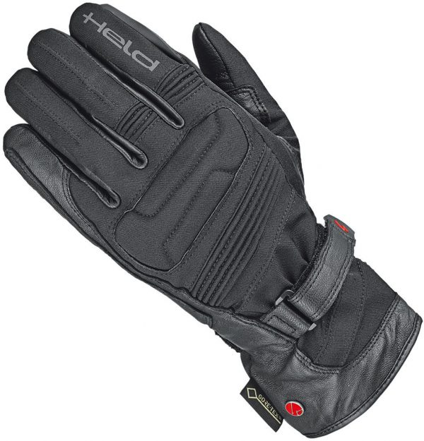 002880-00-001-01-HELD SATU GORETEX MID SEASON GLOVES BLACK