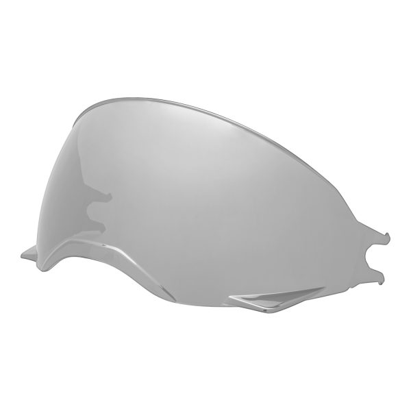 bell-broozer-inner-shield-spare-part-clear-front-left-BELL BROOZER SHIELD VISOR VARIOUS COLOURS – Dark Silver Iridium
