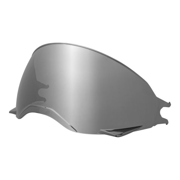 bell-broozer-inner-shield-spare-part-silver-iridium-front-left-BELL BROOZER SHIELD VISOR VARIOUS COLOURS – Dark Silver Iridium