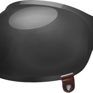 BELL BULLITT BUBBLE SHIELDS VARIOUS COLOURS (WITH BROWN TAB)