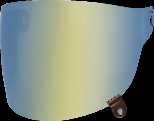 bell-bullitt-flat-shield-spare-part-gold-iridium-brown-tab-front-left-BELL BULLITT FLAT SHIELDS VARIOUS COLOURS (WITH BLACK TAB) – Dark Smoke