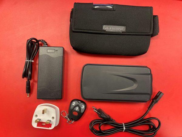 Gerbing battery kit 8amp 2-Gerbing 8Amp Hour Battery KIT