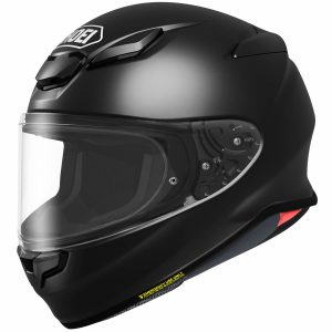 SHOEI NXR2 PLAIN GLOSS BLACK