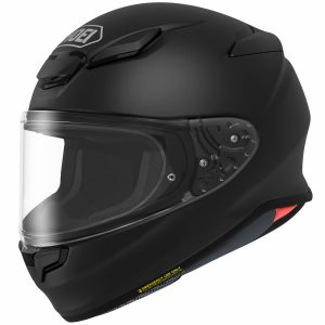 SHOEI NXR2 PLAIN MATT BLACK